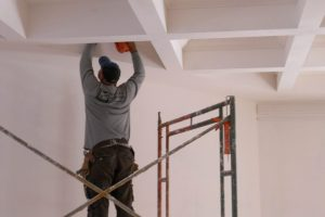 drywall and trim installation